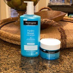 Neutrogena Hydro Boost Bundle NWT